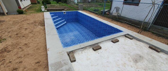 Bazén Ostrá 2021